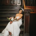 Bride-Stairs